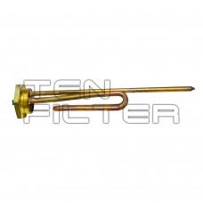 ТЭН гнутый  RCT TW3 PA 2,0 кВт M6 гайка с резьбой