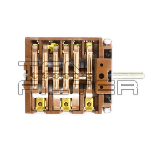 Замена переключателя электроплиты